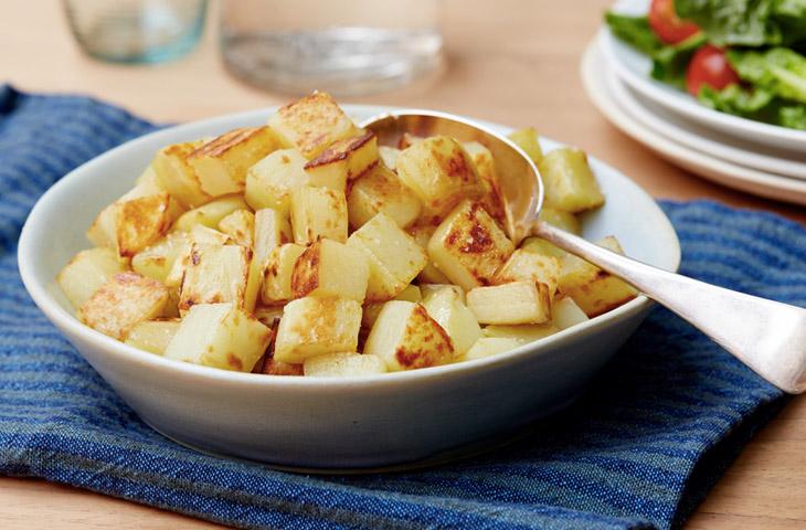 Жарим картошку новыми способами: жарку по-старому больше не хотят