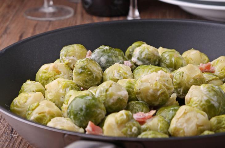 Как правильно приготовить брюссельскую капусту замороженную